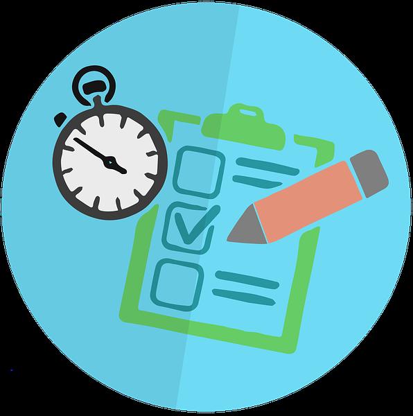 CS検定の時間配分
